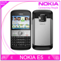 Free Shipping Original Unlocked Nokia E5 5MP Camera 3G network Russian keyboard Russian languge cell phones Fast