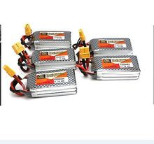 11.1V 1500Mah 3S 40C 5pcs ZOP Original Power LiPo Battery MAX 60C T Plug For RC Car Airplane Helicopter Part hot sale