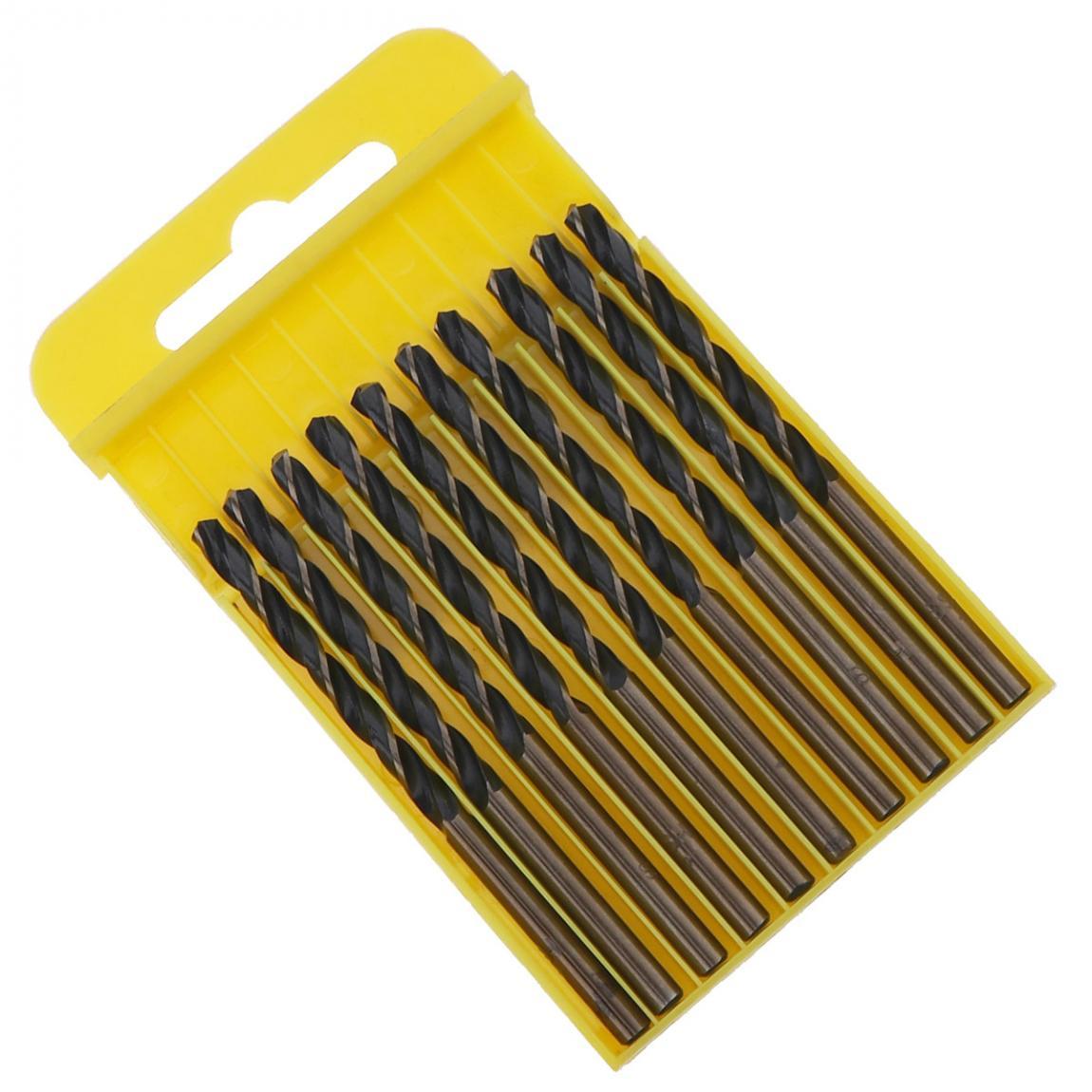 10 шт. 4 мм высокоскоростной Сталь биты с хвоствик и содержащие Кобальт головы для скамейке дрель /ручная дрель