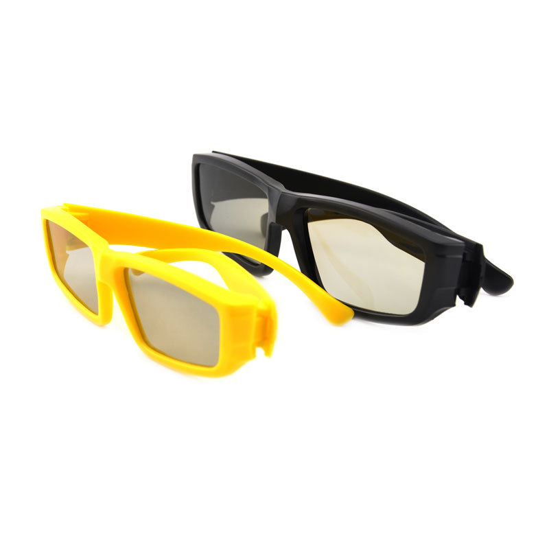 (2 pieces/lot) Best Family <font><b>Adult</b></font> & Kid <font><b>Passive</b></font> Polarized TV 3D <font><b>Glasses</b></font> Kit <font><b>for</b></font> 2016 LG 3D TVs and RealD Cinema