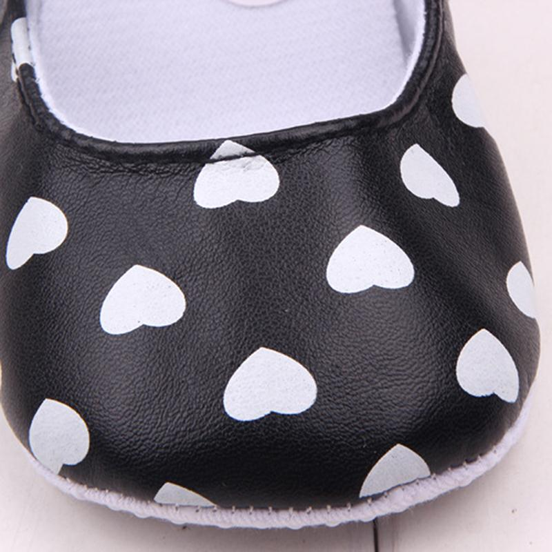 Baby Boy Girl First Walkers Toddler Infant Newborn Shoes Girls Lace-Up Brand PU Leather