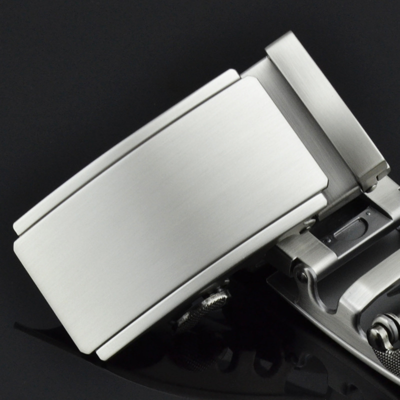 New Luxury Brand Famous Designer Belts Automatic Buckle For 3.5cm Leather Belt High Quality Men Fashion Gifts For Men LY125-1066