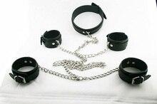 Collar one piece hand irons collar collars novelty fun
