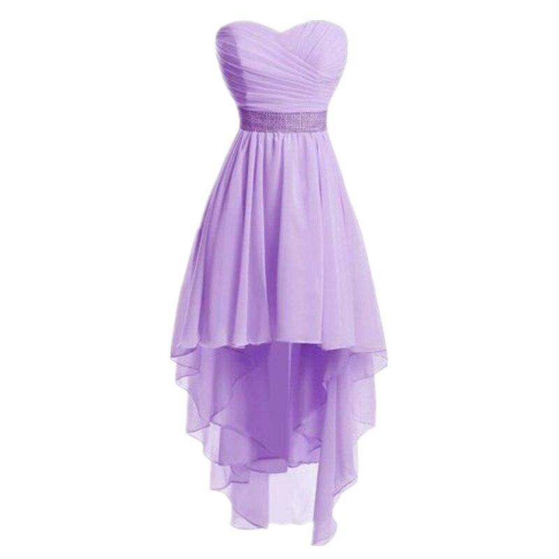 2018 Short Chiffon Prom Party Bridesmaid Wedding Bridesmaid Dress Lavender Sapphire Knee Length Bridesmaid Dresses Lavender Bridesmaid Dresseswedding Bridesmaid Dress Aliexpress,Nordstrom Wedding Guest Dresses