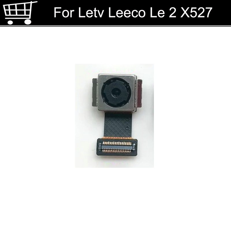 Rear back Photo Camera Modules Flex Cable Parts Repair replacement accessories for Letv Leeco <font><b>Le</b></font> <font><b>2</b></font> X527 X <font><b>527</b></font> image