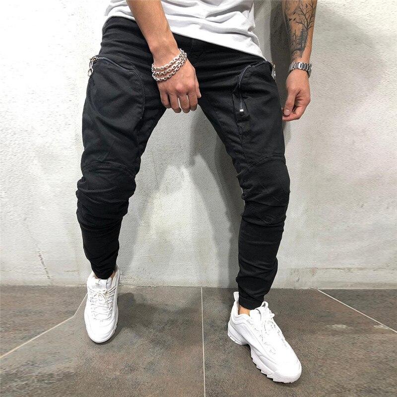 3XL Unisex Men Women Sweatpants Solid Cotton Workout Gym Pants Elastic Waist L