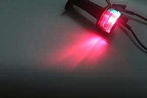 Image 5 - 12V Marine Boat LED Navigator Light Bi Color Red Green Port Starboard Light Ship Headlight