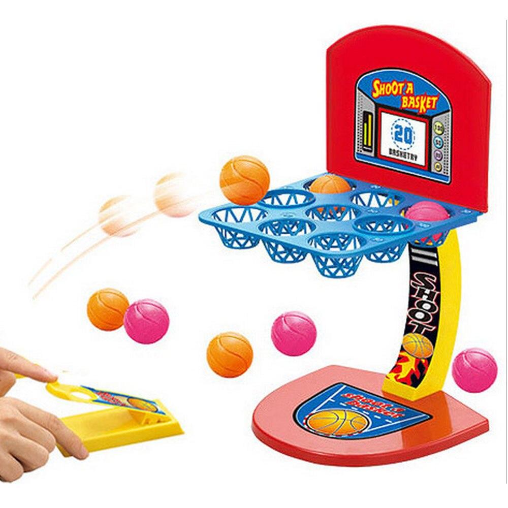Kids Sport Basketball Basketball Net Hoop Backboard Holder Hoodle Set Sport Toy Outdoor Activities Basketball Net
