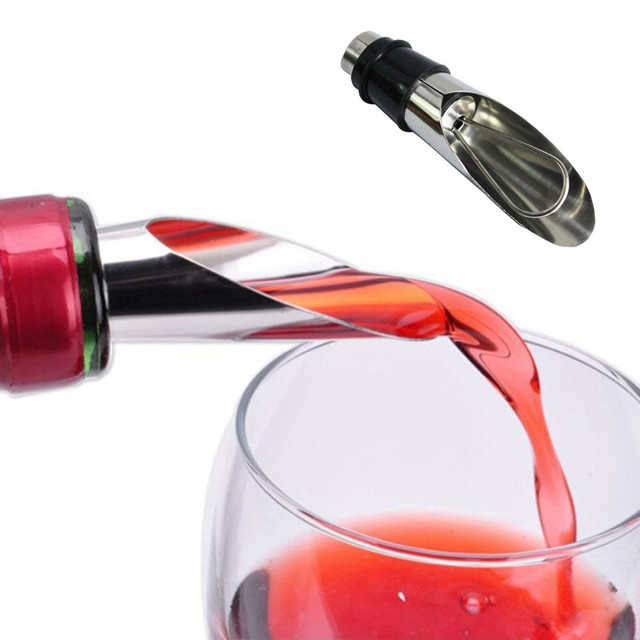 Stainless Steel Liquor Pourer Stopper