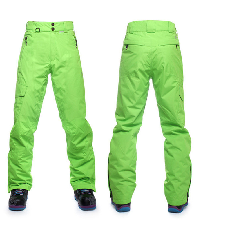 SAENSHING winter ski pants for men snowboarding outdoor hiking pants  snowboard climbing skiing trousers high quality 5 color-in Skiing Pants  from Sports ... b6437d587