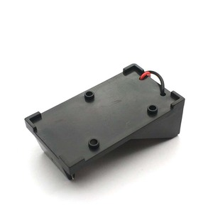 Image 4 - 9V Battery Clip Holder Case Box with Wire Leads DIY