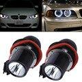 10 W LED Angel Eye Halo de Luz Para BMW E39 E60 E63 E65 E53 5-Series M5 X5 X3