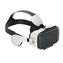 Xiaozhai BOBOVR Z4 VRแว่นตา3Dเสมือนจริงที่สมจริงส่วนตัวโรงละครไมโครโฟนในตัวสำหรับ3.5-6.0นิ้วโทรศัพท์มือถือ