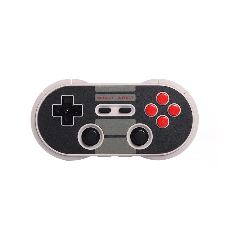 ФОТО Retro Classic Portable for 8 Bitdo NES30 Pro Wireless Bluetooth Gamepad Game Controller for Android IOS PC