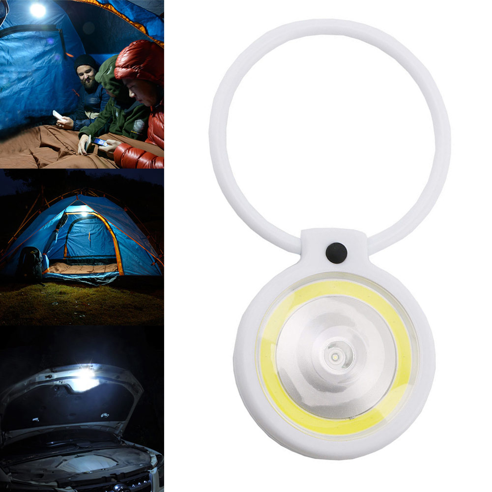 Portable LED Light With Hook Magnet Energy Saving Emergency Lamp Outdoor Hiking Camping Hanging Tent Lights CLH