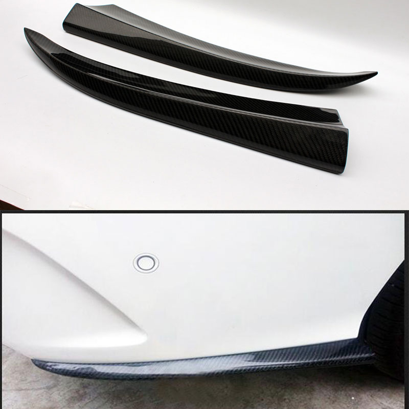 C class w205 classic edition carbon fiber rear bumper lip splitter for benz C200 C250 C300 C350 2015 2016(not for amg) for mercedes benz cla class w117 cla180 cla200 cla250 cla45 amg carbon fiber front lip splitter flap canard fits sporty car amg