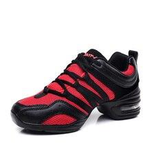 Большой размер танцевальная обувь женщины джаз хип-хоп обувь для женщины кроссовки сальса бального танца латинская zapatos băile джазовки обувь