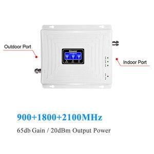 Image 2 - Amplificateur de Signal Lintratek GSM 900MHz LTE 1800MHz UMTS 2100MHz 2G 3G 4G répéteur de Signal de téléphone portable à trois bandes #35