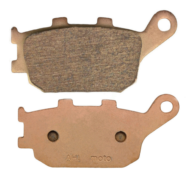 Motorcycle Parts Copper Based Sintered Brake Pads For YAMAHA YZFR1 FZ1 YZF-R6 FZ6 R YZF 600 Rear Motor Brake Disk #FA174 motorcycle parts copper based sintered brake pads for yamaha yp250r yp 250r 250 r x max 2005 2009 rear motor brake disk fa275