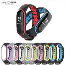 Mi Band 3 Strap Bracelet wrist watch Mi band3 strap sport accessories smart Silicone miband for Xiaomi mi band 3 Strap bracelet