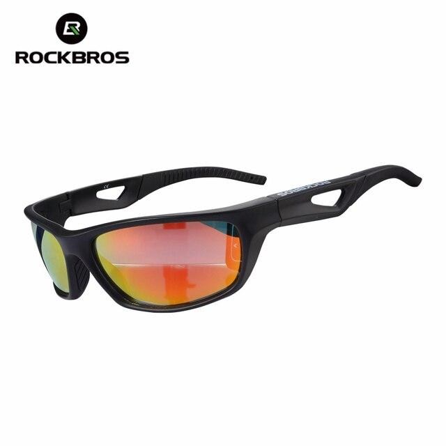 0a0e22d1d7 ROCKBROS Polarized Cycling Sun Glasses Bicycle Bike Sunglasses TR90 Goggles  Eyewear MTB Sunglasses Ciclismo Cycling Glasses