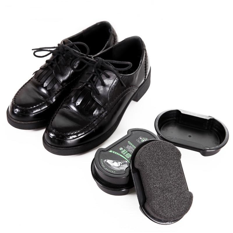 Aliexpress.com : Buy 1 Pc New Quick Shine Shoes Brush Cleaner Leather Polishing Cleaning liquid wax shining Sponge polish Boot bag sofa JSX from ...800 x 800 jpeg 79kB