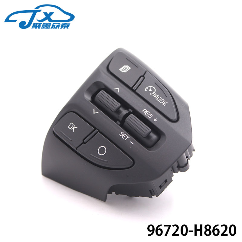 FOR Kia 2018 Morning picanto X Line Steering wheel switch Speed cruise button Limit speed switch