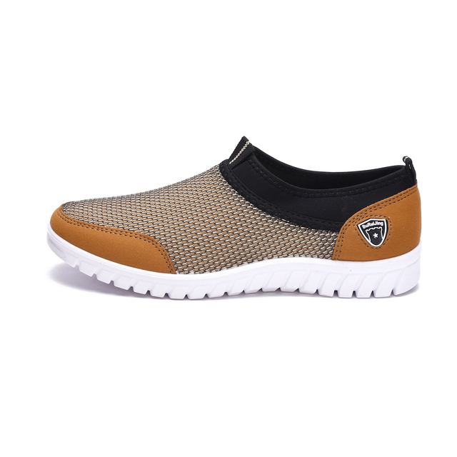 Summer Mesh Sneakers For Men Loafers Casual Walking 1
