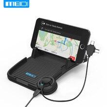 Meidi Dashboard Non-Slip pat Универсальный автомобильный держатель телефона с DC 5 В 2.1A USB Автомобильное Зарядное устройство Fit для Apple и Android
