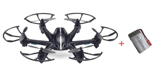 X800 F15309-A MJX RC Zangão UAV Hexacopter ORKUT 3D Rolo Auto Retorno Sem Cabeça Helicóptero + 1 pc Bateria Sobressalente (sem Câmara) FS