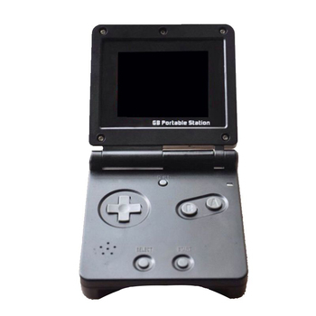 GB Station 2.7'' LCD 8 Bit Handheld Game Console Built In Classic 142 Games Video Gaming Player For Children Birthday Gift Toys