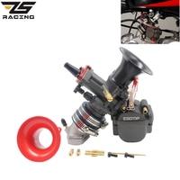 ZS гонки Новое поступление YD мм 28 мм 30 изменение PWK карбюраторы для мотоциклов Запчасти скутеры с мощность Jet ATV гоночный мотоцикл