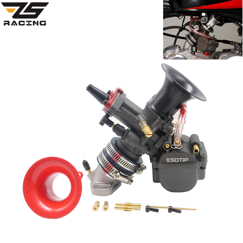 ZS Racing New Arrival YD 28mm 30mm Modified PWK Carburetor Parts Scooters With Power Jet For ATV Racing Motorcycle new motorcycle parts carburetor