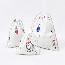 3pcs set small cosmetic bag organizer insert bolsa maquillaje drawstring  makeup bag organizzatore per borse hanging 6c1f060e3a387