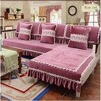 12 kolory cztery Pory siedzisko fotela Korea aksamitna sofa pad tkaniny pływające okno cushi zestawy sofa sofa poduszki sofa mody ręczniki