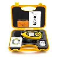 DSHA AR854 Noise Meter Digital Sound Level Meter Sound Tester