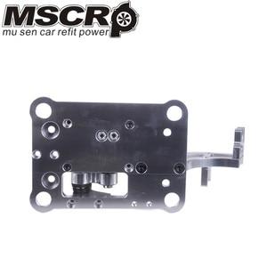Image 5 - Billet Shifter Box for RSX Integra DC2 Civic EM2 ES EF EG EK w/ K20 K24 Swap without shift knob