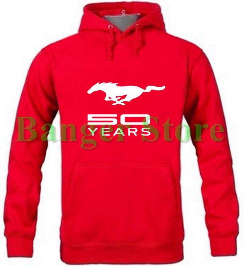 Unisex Mustang pullover hoodie Mustang sweatshirts-in Hoodies   Sweatshirts  from Men s Clothing on Aliexpress.com  c314db421c