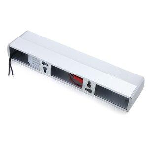 Image 4 - DONWEI Innendekor 12 Watt 16 Watt Wandleuchte LED Spiegel Lichter Super Helle Bar form Lampe für Badezimmer Schlafzimmer küche