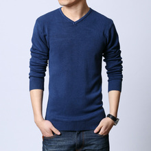 Мужской свитер Sweater men Pullovers thin