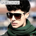 Fashion Sunglasses Men 2016 Brand Designer Square Sun Glasses For Male Goggles UV400 Classic Oculos Photochromic Vintage RS252
