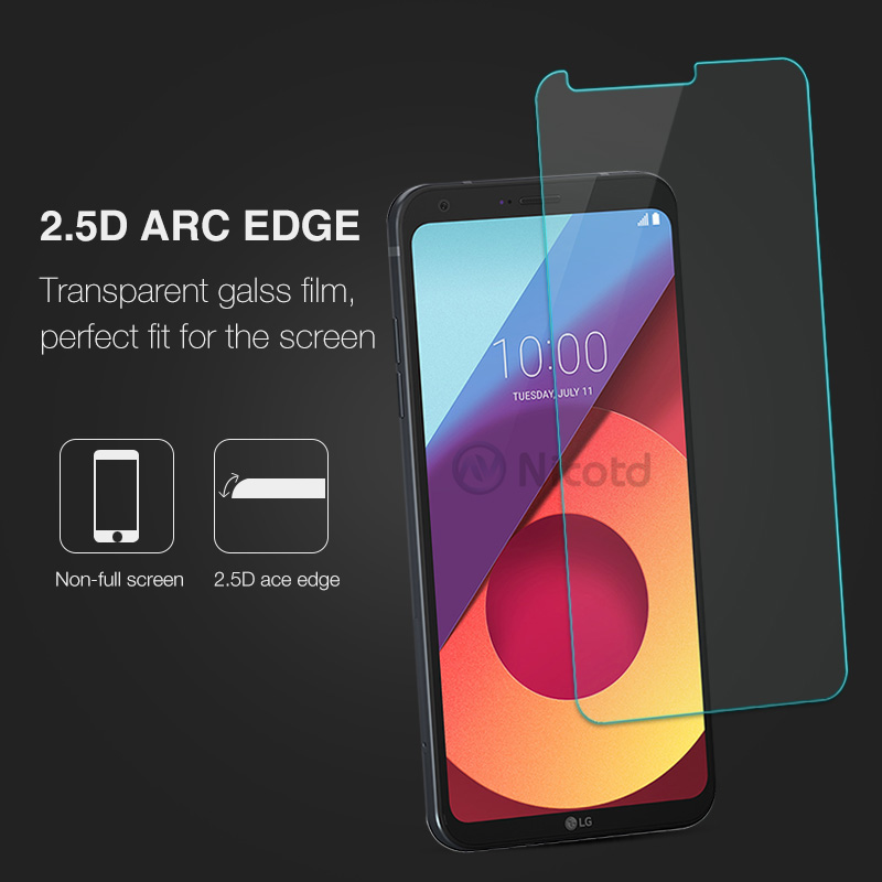 Hardness Screen Protector Glass For LG V20 G6 Q6 Explosion-proof Tempered Glass For LG K10 K8 G5 G4 D337 9H Protective 2.5D Film (5)