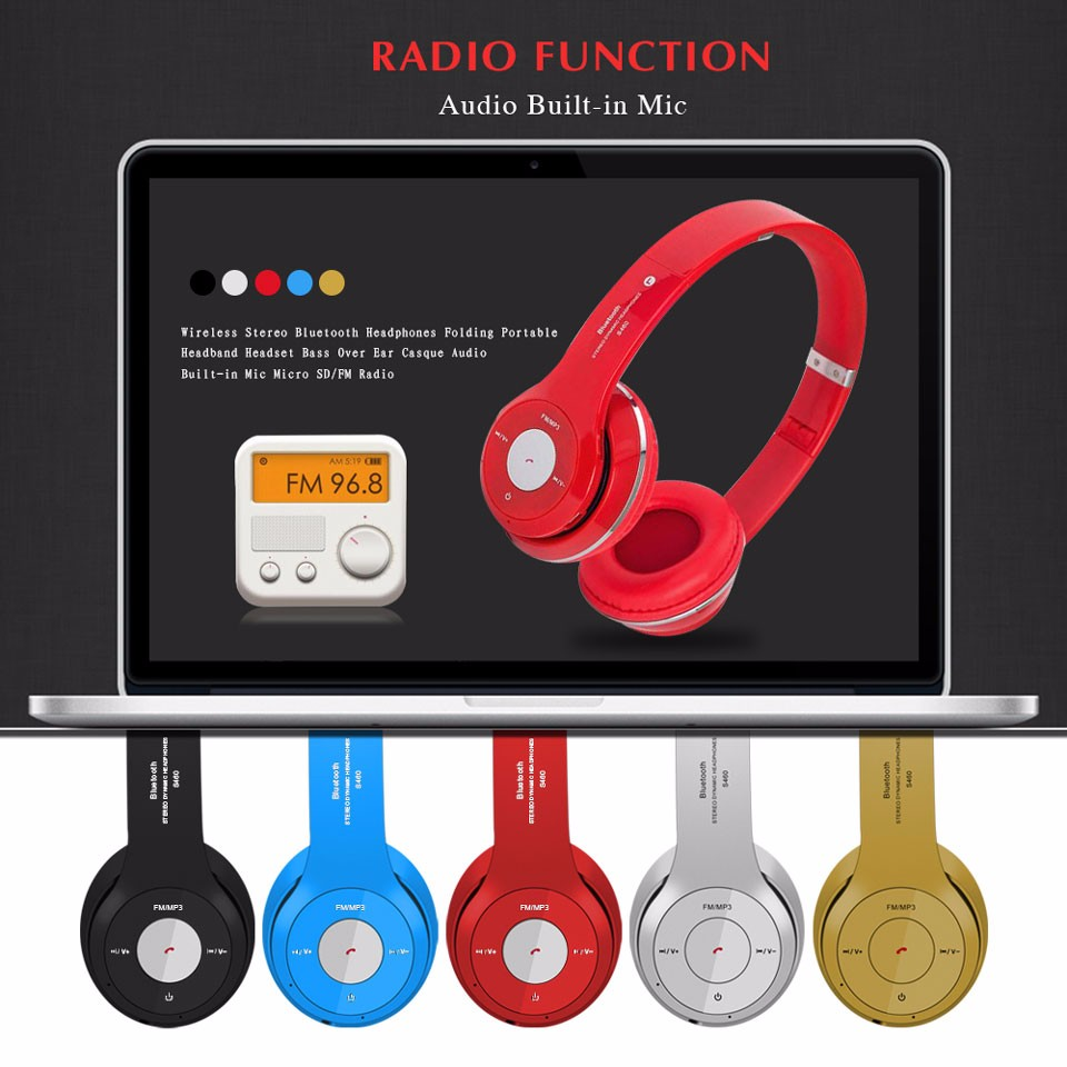 S460-Headband-Wireless-Wired-Bluetooth-Headset-Foldable-Gaming-Headphones-with-Mic-TF-Card-slot-mp3-mode