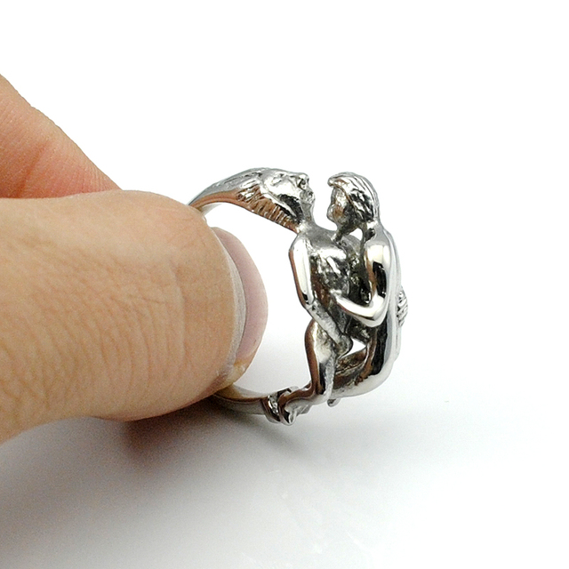Секс обручальные кольца