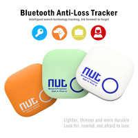 Anti-Perso Allarme Smart Tag Senza Fili di Bluetooth Gps Tracker Bambino Del Sacchetto Del Raccoglitore Chiave Finder Blt Localizzatore Anti Perso Bluetooth keys Finder