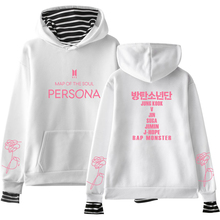 Map Of The Soul: PERSONA BTS Hooded Sweatshirt
