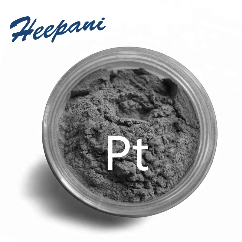 Free Shipping 1g/pack 99.95% Purity Rare Metal Platinum Powder Ultrafine Pt Powder Micro Nano Precious Metal Powder For Crystal