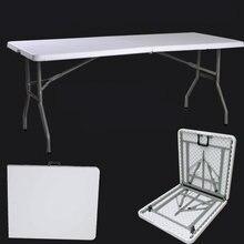 Уличный обеденный стол для пикника многофункциональный простой