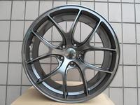 20x8.5J Wheel Rims PCD 5x120 Center Broe 72.56 ET35 With The Hub Caps