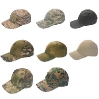 Large Scale Performance Army Fans Camouflage Hat Visor Cap Outdoor Military Peaked Cap Baseball Fans All